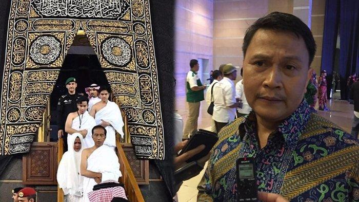 Mardani Ali Sera Nyinyiri Jokowi yang Masuk Kakbah, Cak Lontong Murka: Mau Sampenyan Itu Apa?!