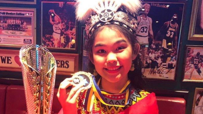 Sabet Juara I-Sing World di Swedia, Maria Sinaga Bawakan Lagu BCL: Tak Sekadar Nyanyi Ada Maknanya