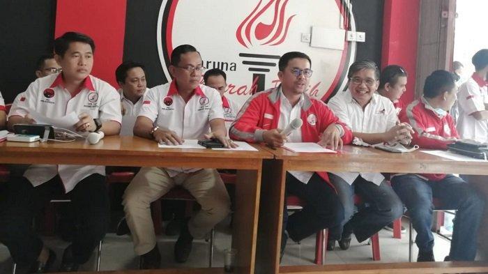 Anggota Komisi III DPR RI Minta Aparat Menghukum Oknum Pembakar Bendera PDIP