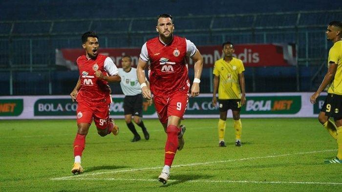 Prakiraan Susunan Pemain Persija vs PSM Semifinal Leg 1 Piala Menpora 2021 Malam Ini, Live Indosiar