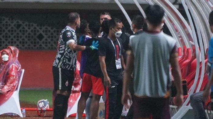 Striker Persija Jakarta Marko Simic Dikabarkan Bertengkar dengan Andritany, Ini Penjelasan Sudirman