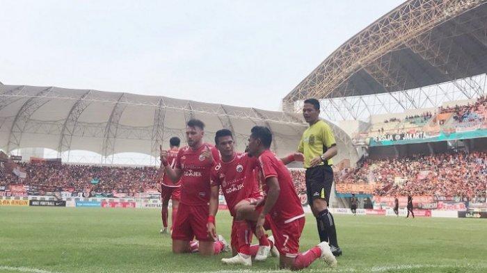 Persija Jakarta Lolos ke 8 Besar, Susul PSM Makassar dan Borneo FC