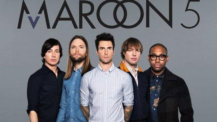 Chord Gitar dan Lirik Lagu Sugar - Maroon 5, I Need Little Love and Little Sympathy