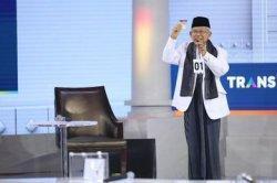 Maruf Amin Kritik Keras Program Sedekah Putih Cegah Stunting Ala Prabowo-Sandi: Buat Kacau