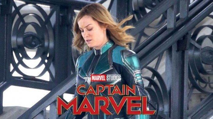 PROMO TIX.ID Diskon 50 Persen untuk Film Captain Marvel hingga 10 Maret 2019, Catat Syaratnya