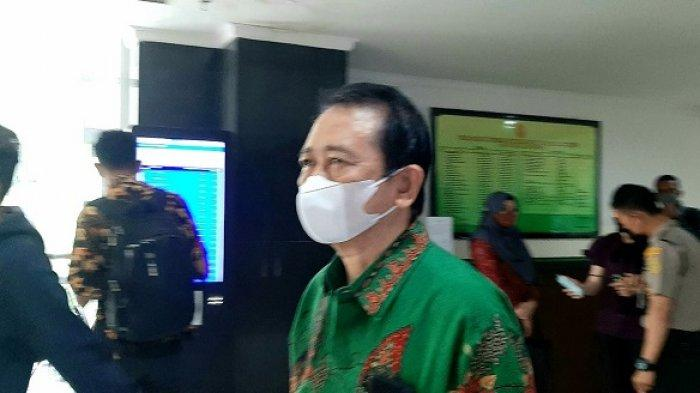Marzuki Alie Hadiri Sidang Mediasi Gugatan Perbuatan Melawan Hukum atas KLB Demokrat