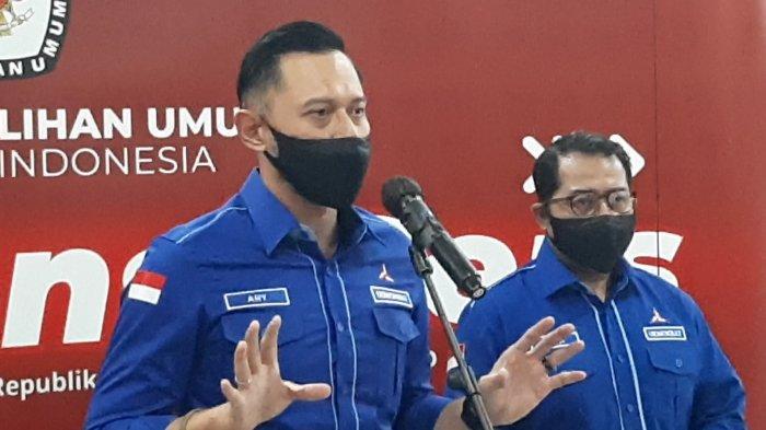 AHY Didesak Minta Maaf Kepada Jokowi, Berikut Respons Putra SBY