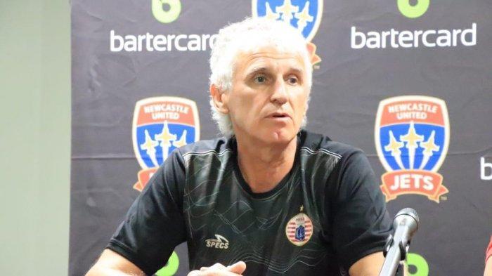Ivan Kolev Bocorkan Penyebab Kekalahan Persija Jakarta dari Newcastle Jets