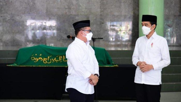 Jokowi Punya Kenangan Terhadap Sosok Artidjo Alkostar: Sangat Rajin, Jujur, dan Punya Integritas