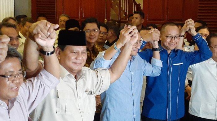 Ditanya Terkait Rencana Bertemu Jokowi, Prabowo: Insya Allah Nanti Diatur