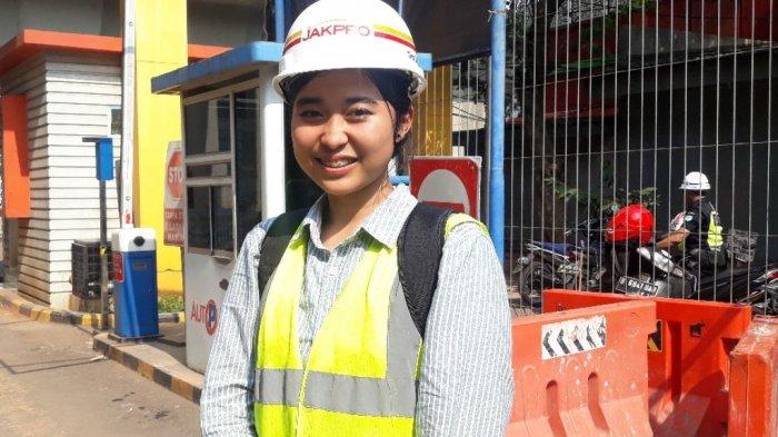 Dua Wanita Muda Ini DIpercaya Jadi Masinis yang Angkut Menteri Perhubungan Saat Uji Dinamis LRT