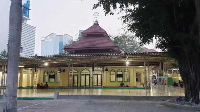 Besok Masjid Al Hidayah di Jalan Angkasa Kemayoran Gelar Salat Idul Adha, Jemaah Hanya 100 Orang