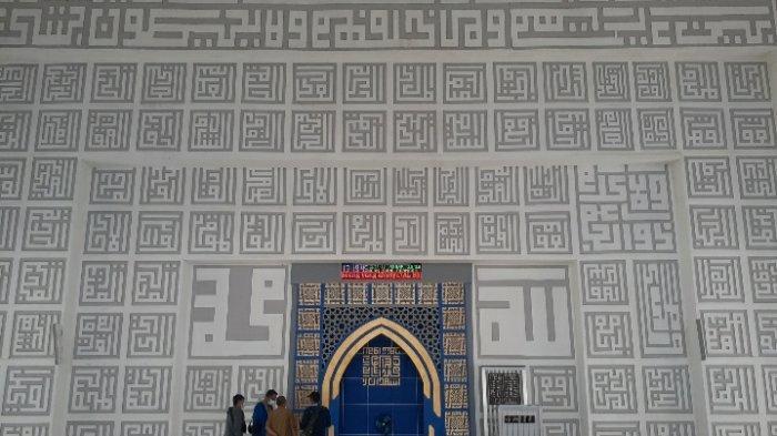 Siapkan Satgas Covid-19, Masjid Al Itishom di Pemkot Tangsel Gelar Salat Tarawih Malam Ini