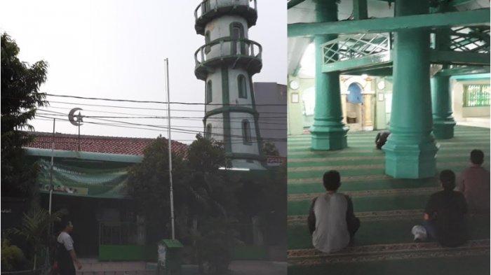 Arsitektur Masjid Al Mansur, Perpaduan Budaya Jawa, Tionghoa dan Arab