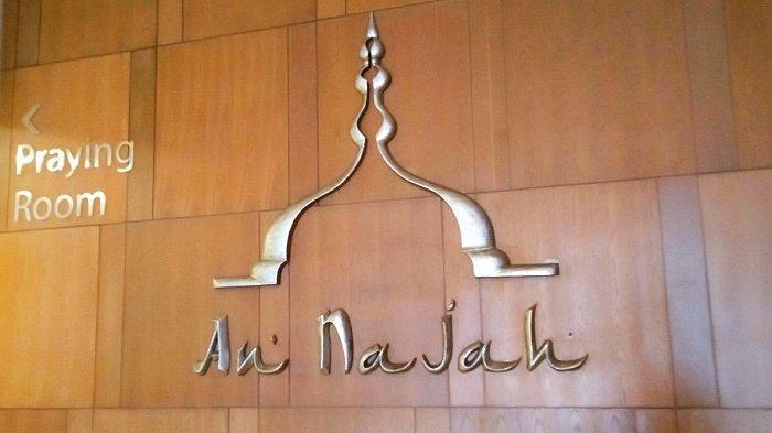 Masjid An Najah, Tempat Beribadah untuk Pengunjung GIIAS 2019