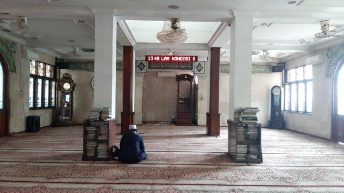 Sejarah Berdirinya Masjid Jami Assalafiyah: Dibangun Tahun 1620 Setelah Pangeran Jayakarta Tiba