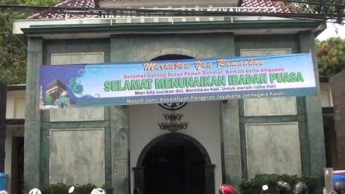 Kisah Pangeran Jayakarta dan Masjid Jami Assalafiyah di Jatinegara Kaum