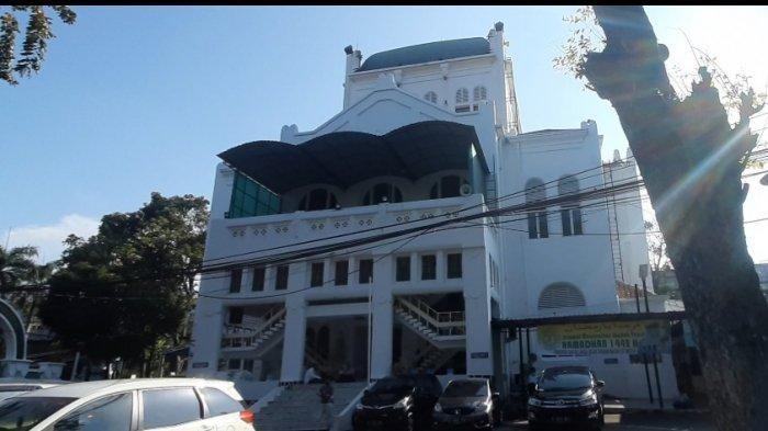 Wisata Religi di Jakarta Pusat, Menyusuri Keindahan Masjid Cut Meutia yang Dibangun Era Belanda
