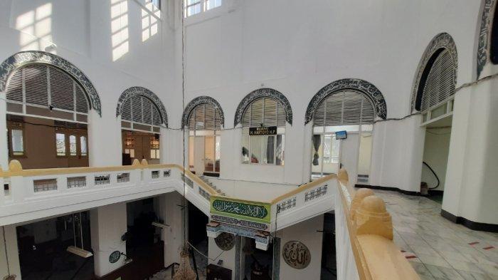 Pengurus Masjid Cut Meutia Gelar Buka Puasa Bersama saat Ramadan