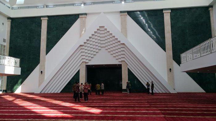 Masjid Raya Hasyim Asy'ari Cengkareng Jakarta Barat Gelar Salat Idul Fitri 1442 H, Pukul 07.00 WIB