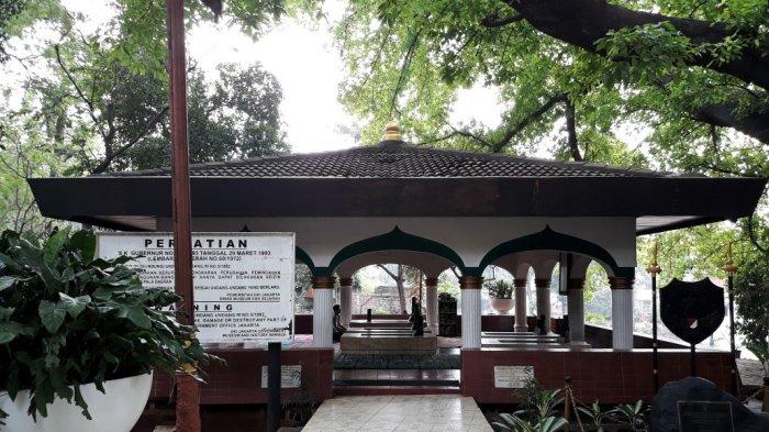 Pendopo makam Pangeran Jayakarta, Pulo Gadung, Jakarta Timur.