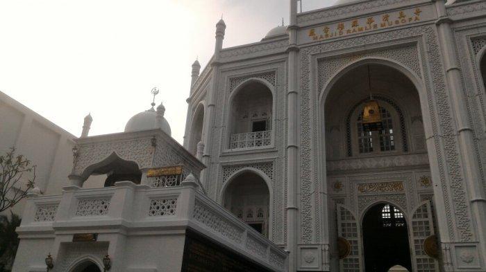 Masjid Ramlie Musofa, Sunter, Tanjung Priok, Jakarta Utara