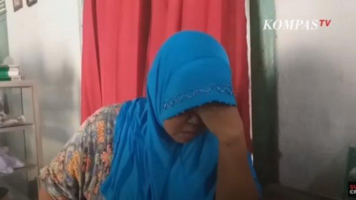 Tahu Laeli Mutilasi Manajer HRD dari TV, Ibunda Sedih: Bapaknya Kalau ke Sawah Suka Nangis Inget Ini