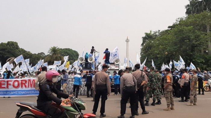 Peringati Hari HAM Sedunia, Ribuan Buruh Bakal Berunjuk Rasa di Dekat Istana Negara