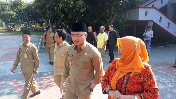 Wagub Banten Segera Kaji Ulang Presentase 5% Jalur Prestasi Penerimaan Peserta Didik Baru