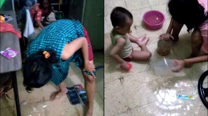 Tak Pernah Kebanjiran, Warga Manggarai Selatan: Pakai Kasur Kok Tahu-tahu Basah