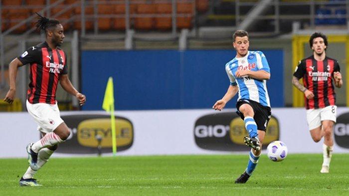 Hasil Liga Italia: Zlatan Ibrahimovic Absen, AC Milan Tersungkur di Kandang