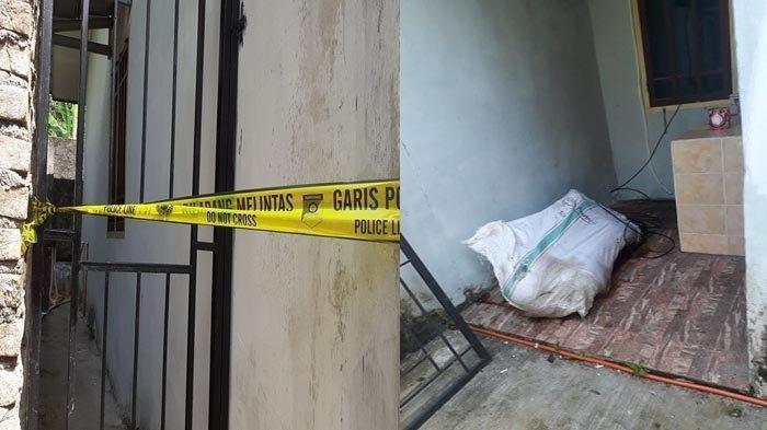 Penemuan Mayat Janda Dalam Karung di Bangka Belitung