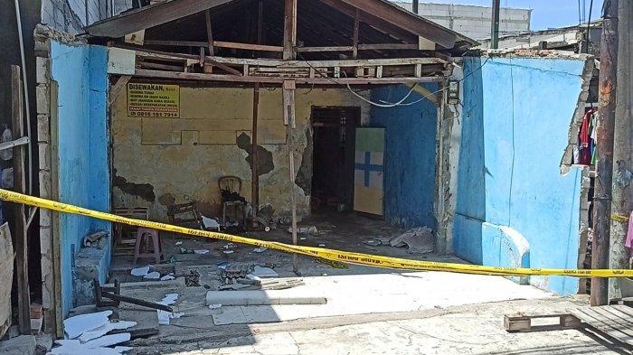 Sesosok Mayat Laki-Laki Ditemukan dalam Kondisi Terbakar di Kalibaru