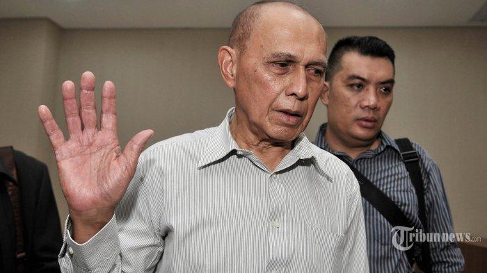Hari Ini, Kivlan Zen Direncanakan Hadiri Sidang Praperadilan di PN Jakarta Selatan