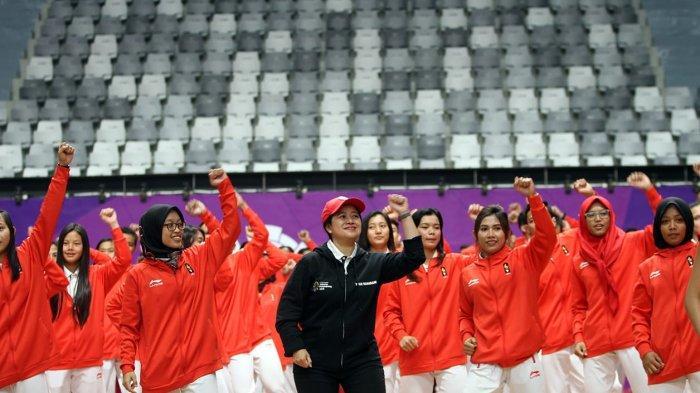 Ketua DPR Puan Maharani Minta Masyarakat Dukung Atlet Indonesia di SEA Games 2019