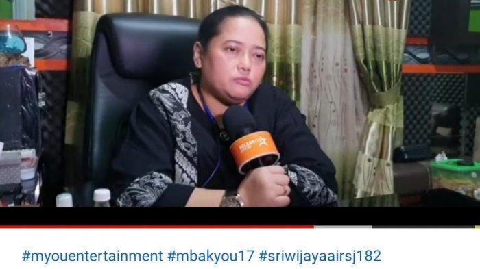 Ikut Berduka Tragedi Sriwijaya Air SJ-182, Mbak You: Gak Bisa Diucapkan dengan Kata-kata