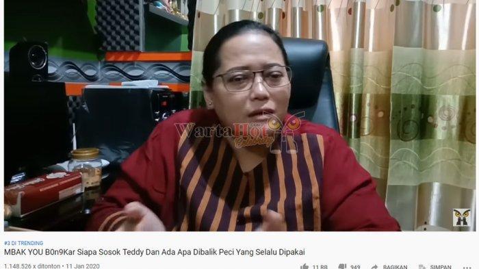 Soroti Pembawaan Teddy Suami Lina yang Tampak Tenang saat Bicara, Mbak You: Kayak Psikopat