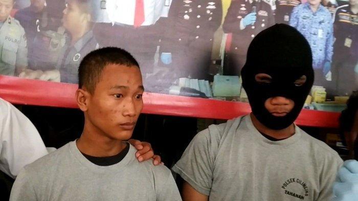 Bajing Loncat yang Ditangkap di Cilincing Paham Lokasi Penyimpanan Barang di Truk Trailer