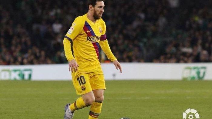 Barcelona Lumat Huesca: Messi Kini Sejajar Xavi Hernandez