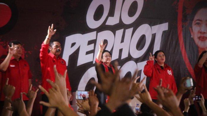 Survei Elektabilitas Partai Politik: PDIP & Golkar Unggul, PSI Salip PAN dan PPP