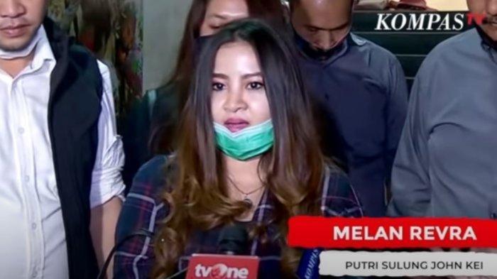 Putri John Kei Akui Perubahan Besar dalam Diri Ayahnya, Pembebasan Bersyarat Dicabut Bapas Bogor
