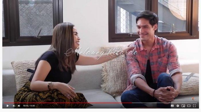 Putus dengan Jessica Iskandar, Richard Kyle Nangis Bahas El Barack: Aku Akan Selalu Ada untuk Dia