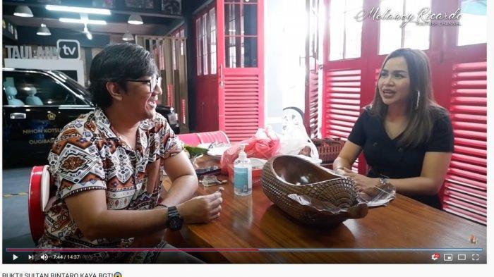 Jual Cincin Berlian ke Andre Taulany Rp 2,7 M untuk Biaya Sekolah Anak, Melaney Ricardo: Gua Butuh