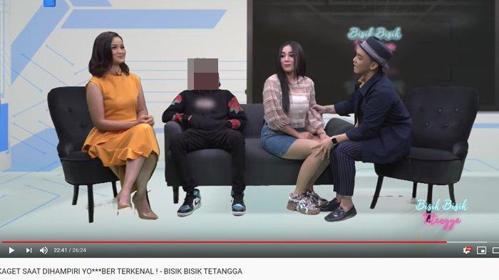 Ketemu 'Atta Halilintar' di Acara Talk Show, Bebby Fey Histeris & Sontak Sentuh Bagian Ini: Kurusan