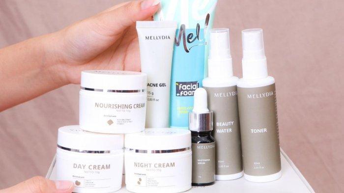 Mellydia, Rekomendasi Skincare dengan Kandungan Bahan Alami yang Cocok untuk Semua Jenis Kulit