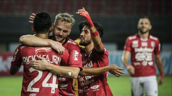 Link Live Streaming Tira Persikabo Vs Bali United, Kesempatan Serdadu Tridatu Rebut Puncak