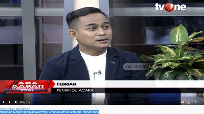 Dengar MC Resepsi Beberkan Kezaliman WO Pandamanda ke Klien, Presenter Tarik Napas: Saya Terkejut