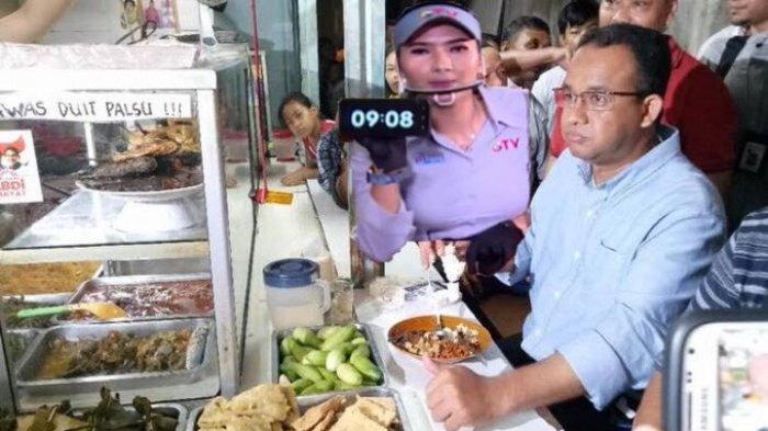 Tanggapi Meme 'Pak Anies Waktu Makan Sisa 9 Menit 8 Detik', Gubernur DKI Jakarta: Bisa! Insya Allah