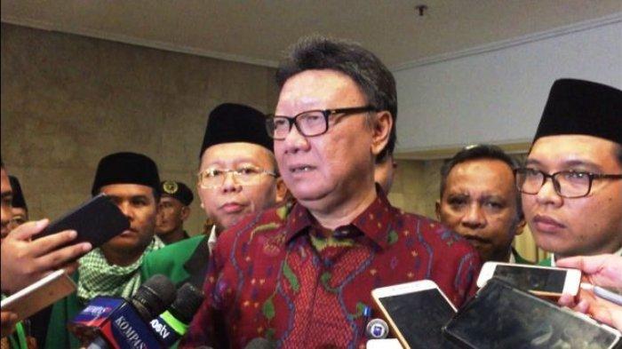 Mendagri Berharap KPK Percepat Sidang Calon Kepala Daerah Berstatus Tersangka Korupsi