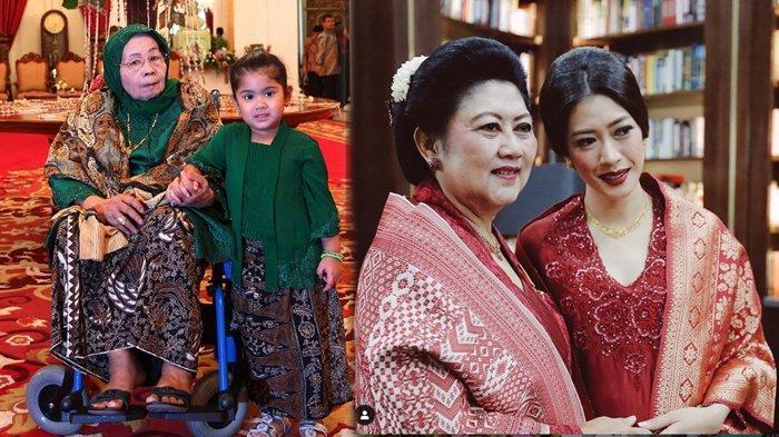 SBY Berdoa Almarhumah Ibundanya Bertemu Ani Yudhyono di Surga